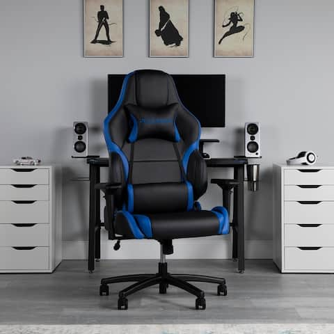 RESPAWN 400 Big and Tall Racing Style Gaming Chair (RSP-400)