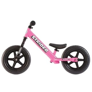 Strider Classic Balance Bike Pink - ST-M4PK|https://ak1.ostkcdn.com/images/products/is/images/direct/708caf47a30cdec888cb8e550ba4519bf2daa674/Strider-Classic-Balance-Bike-Pink---ST-M4PK.jpg?impolicy=medium