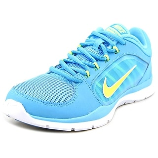 Nike Flex Trainer 4 Round Toe Synthetic Running Shoe