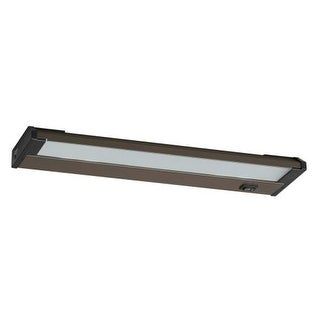 "AFX NXL220 Xenon 14"" Under Cabinet 120v Low Profile Linkable Task Light from the NXL Xenon Collection"