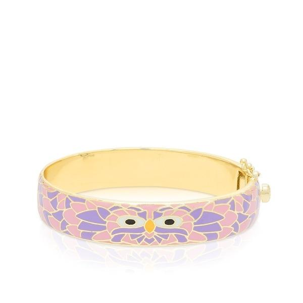 Lily Nily Girl's Owl Bangle