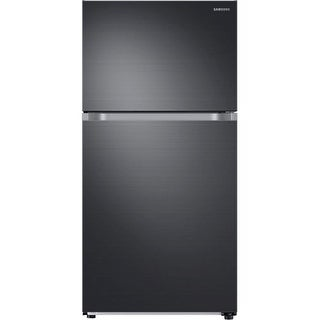 Samsung RT21M6215 33 Inch Wide 21.1 Cu. Ft. Energy Star Rated French Door Refrigerator with Internal Ice Maker