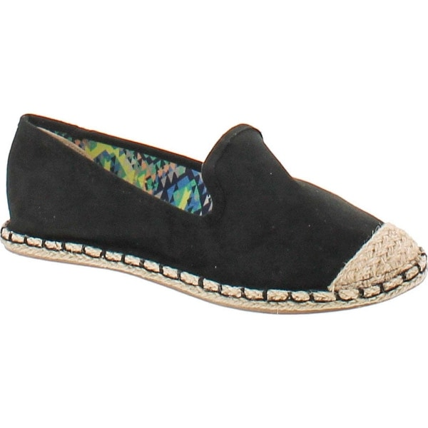Qupid Women's Mermosa-01B Ballet Flat - Black