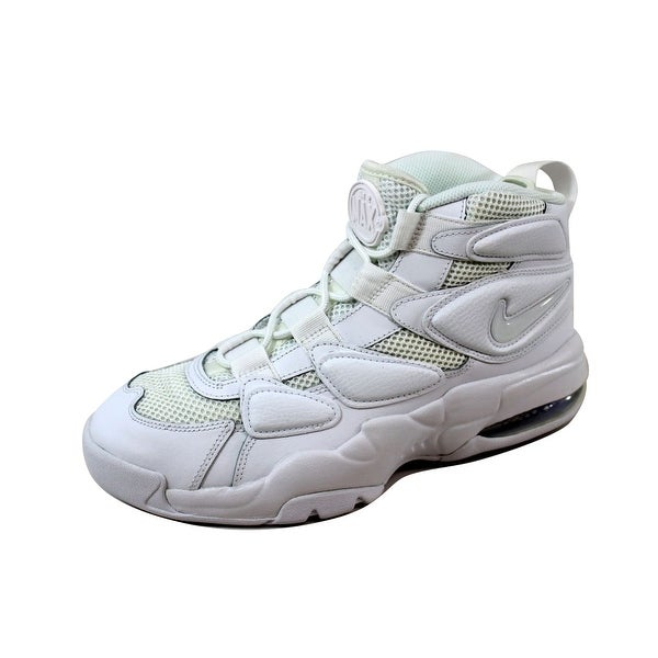 6f445d2d9b Shop Nike Men's Air Max2 Uptempo '94 White/White 922934-100 - Free ...