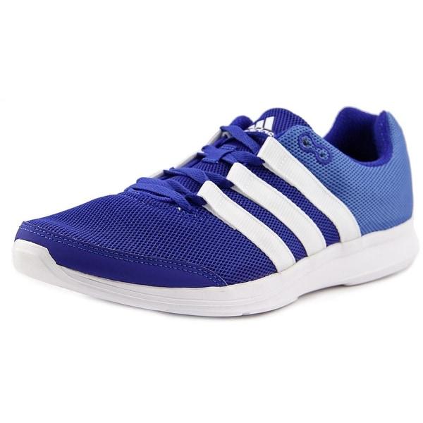 Adidas Lite Runner M Men Round Toe Synthetic Running Shoe