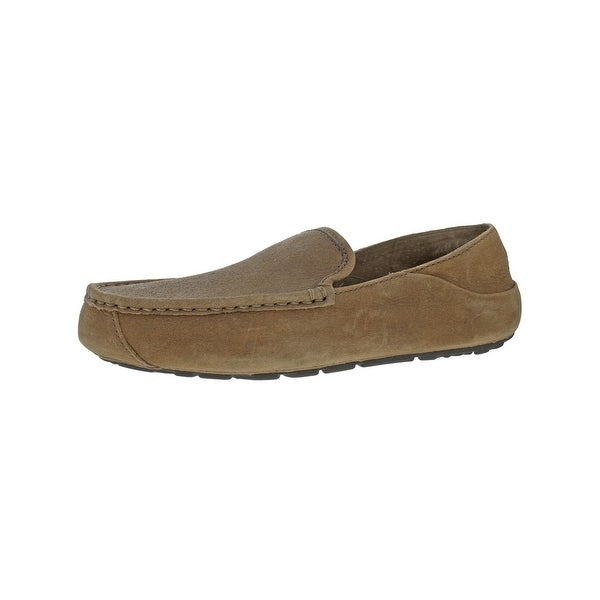 0f71b473034 Shop Ugg Australia Mens Hunley Loafers Moc Toe Driver - 8 medium (d ...