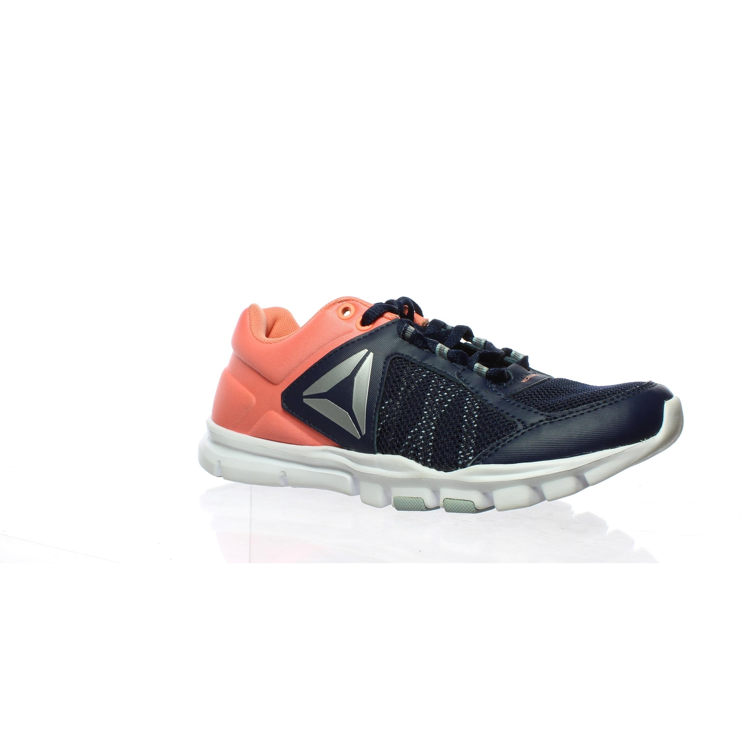 Reebok Womens Yourflex Trainette 9.0 Mt Blue Cross Training Shoes Size 6.5