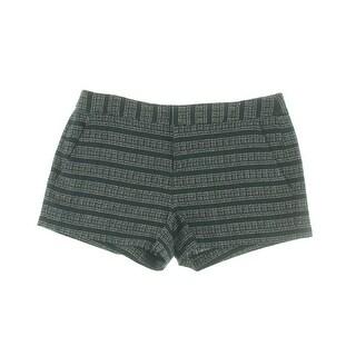 Joie Womens Linen Blend Textured Casual Shorts - 4