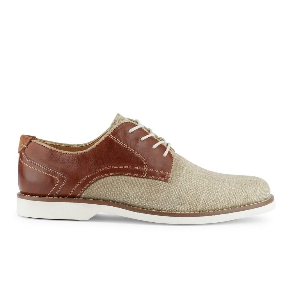 Dockers Mens Hayes Casual Plain Toe Oxford Shoe