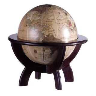 IMAX Home 5425 Globe on Stand Decorative Accessory