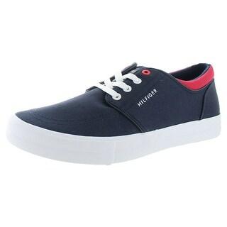 Tommy Hilfiger Redd Men's Canvas Fashion Sneakers