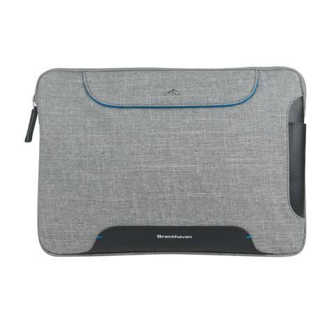 Brenthaven Collins Sleeve Plus Case for Microsoft Surface Pro Laptop - Cloud