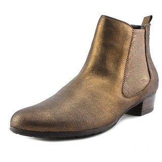 Gerry Weber Caren 03 Round Toe Leather Ankle Boot