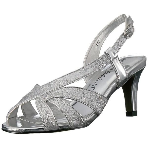 Easy Street Womens desi Open Toe Casual Slingback Sandals
