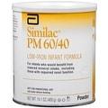 Similac PM 60/40 Low-Iron Infant Formula Powder 14.10 oz - Thumbnail 0