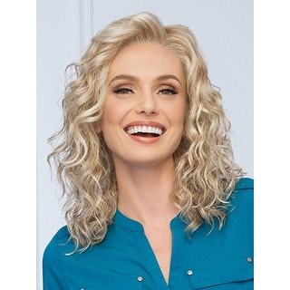 Radiant Beauty by Gabor - Synthetic, Lace Front, Monofilament Part Wig