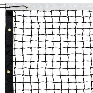 Brybelly STEN-101 42 ft. Tennis Net & Winch Cable with Carry Bag