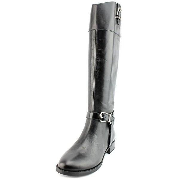 INC International Concepts Fedee Women Black Boots