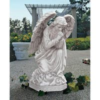 Design Toscano The Praying Basilica Angel Statue
