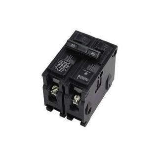 Connecticut Electric VPKICBQ230 Double Pole Interchangeable Circuit Breaker, 30A