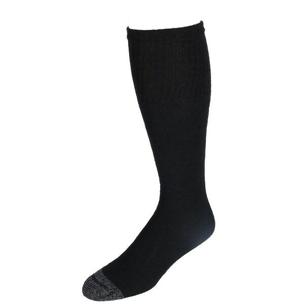 Fruit of the Loom Mens 6 Pack Over The Calf Tube Socks,