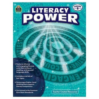 Literacy Power Gr 5