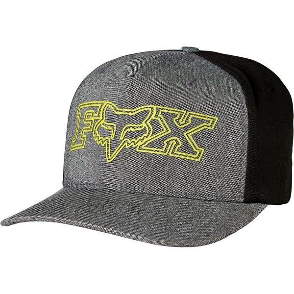 2684369bde Shop Fox Racing Transistor Flexfit Hat - Ships To Canada - Overstock ...