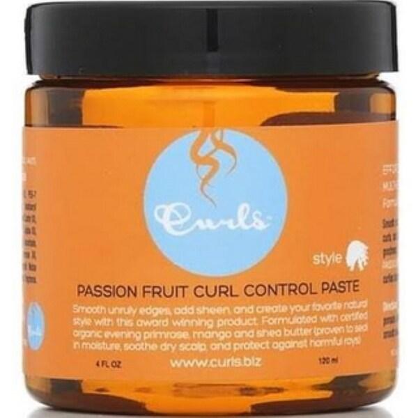 Curls Passion Fruit Control Paste, 4 oz
