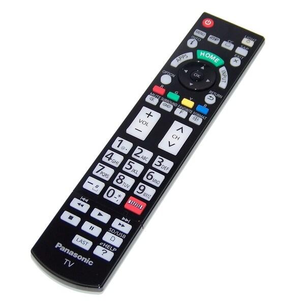 OEM Panasonic Remote Control: TC65AX800, TC-65AX800, TC65AX800U, TC-65AX800U, TC65AX900U, TC-65AX900U