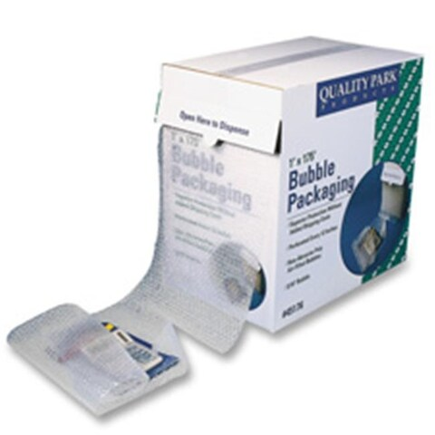 Products Bubble Packaging- 12in.x175ft.- Perforated- Clear