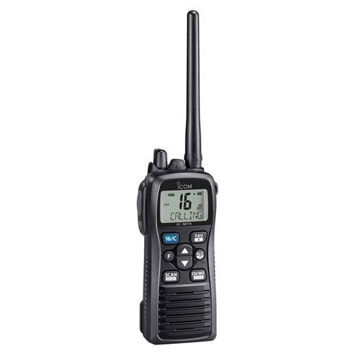 Icom Handheld VHF - 6 Watts Handheld VHF