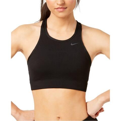 Nike Womens Cross Back Medium Support Sports Bra