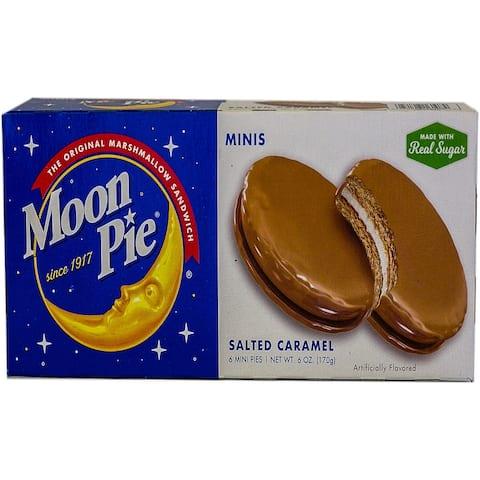"8.75"" Moon Pie Mini Caramel Marshmallow Sandwich - Gold"