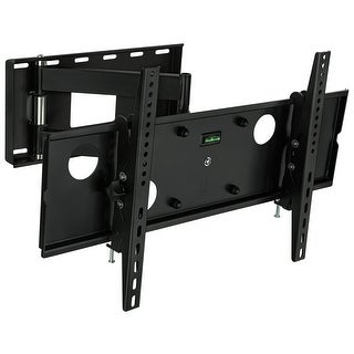 "Mount-It! TV Wall Mount Full Motion Bracket, Swing Out Arm, for 32"" to 65"" Flat Screen"