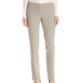 Nine West NEW Gray Women's Size 14 Stretch Straight Leg Dress Pants