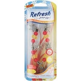 REFRESH Berry/Lemon Necklace