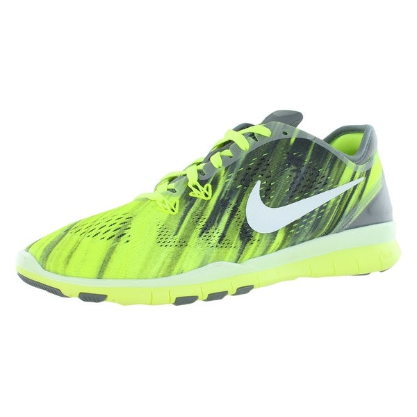 Shop Nike Free 5.0 Tr Fit 5 Print Training Women's Shoes