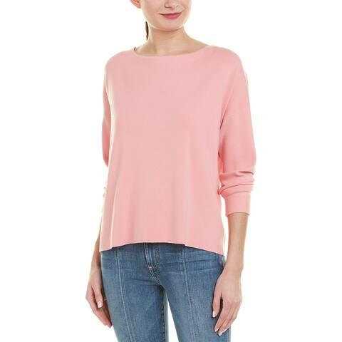 Alice + Olivia Tie-Side Sweater