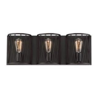 "Designers Fountain 91103 Arris 3 Light 22-1/2"" Wide Bathroom Vanity Light"
