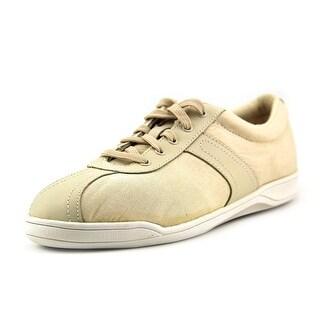 Easy Spirit Oncue Round Toe Canvas Sneakers