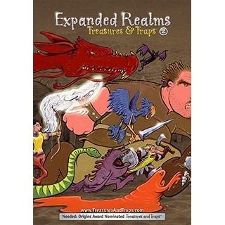 Treasures and Traps: Expanded Realms 2 expansion