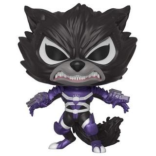 Funko POP Marvel- Venom - Rocket Raccoon - Multi