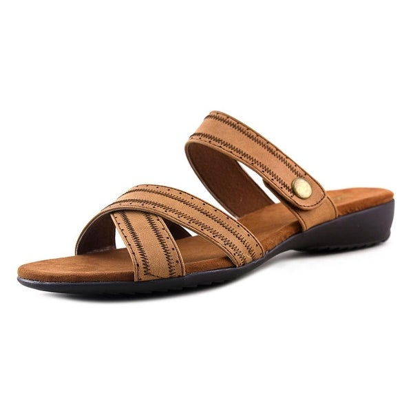 Judith Romy Open Toe Synthetic Slides Sandal
