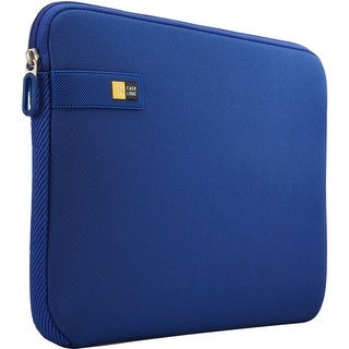 Case Logic LAPS113ION Case Logic LAPS-113 Carrying Case (Sleeve) for 13.3 Notebook, MacBook - Blue - Impact Resistant