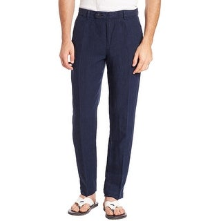 Polo Ralph Lauren Classic Fit Flat Front Casual Pants Aviator Navy (4 options available)