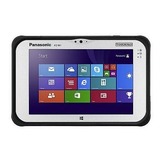 Panasonic FZ-M1FP01XVM 7-inch Semi-Rugged Tablet