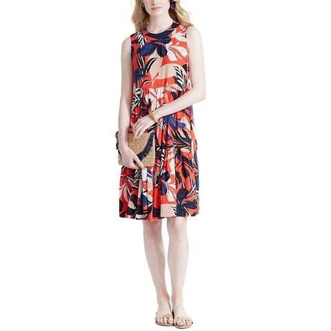 NicZoe Tahiti Tier Dress
