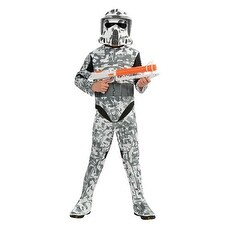 Star Wars ARF Trooper Boys Halloween Costume (3 options available)