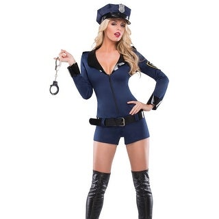Beat Cop Costume, Cop Halloween Costumes For Women