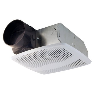 Air King AS54 50 CFM Quiet Bath Fan Only with 3.0 Sones